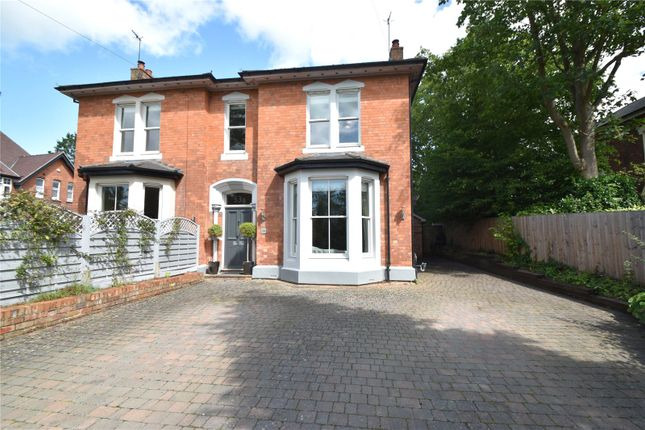 Thumbnail Semi-detached house for sale in Battenhall Road, Battenhall, Worcester, Worcestershire