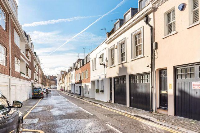4 bed terraced house for sale in Cadogan Lane, Chelsea, London