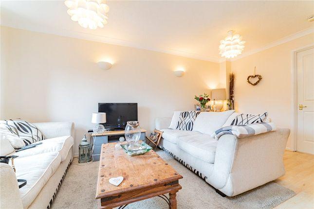 Living Room of Wooland Court, Brandon Road, Church Crookham GU52