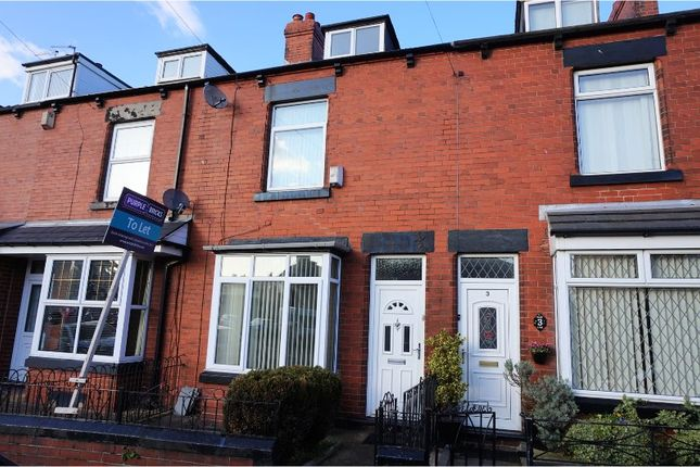 Thumbnail Terraced house to rent in Shaw Lane, Barnsley