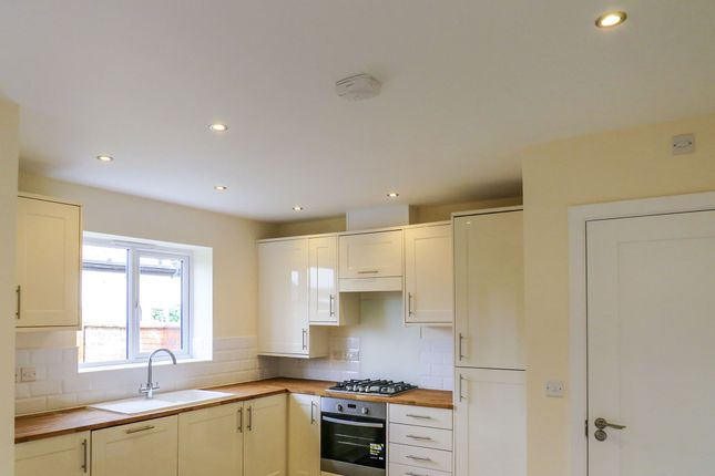 Thumbnail End terrace house for sale in Station Road, Balsall Common, Coventry