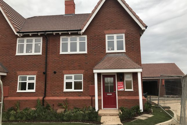 Thumbnail Property to rent in Welby Close, Tadpole Garden Village, Swindon