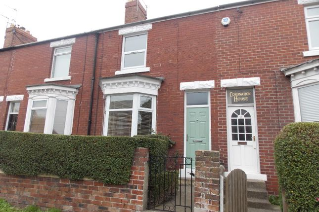 Thumbnail Terraced house to rent in Nevilles Cross Bank, Durham