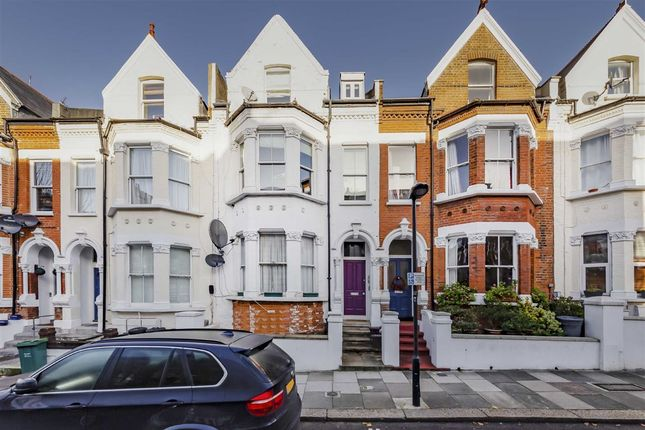 Thumbnail Flat for sale in Cotleigh Road, London