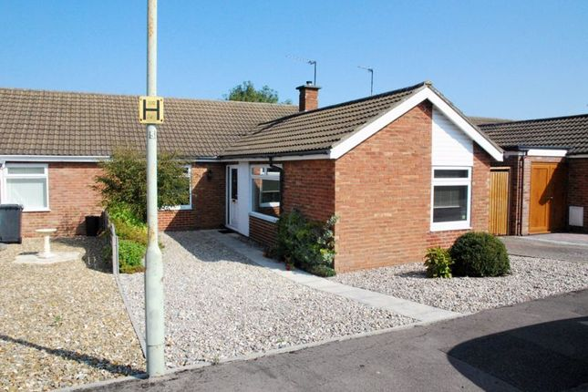 Thumbnail Semi-detached bungalow for sale in Wedgwood Drive, Longlevens, Gloucester