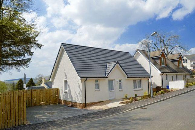 Thumbnail Detached house for sale in Melling Terrace, Dalmellington, Ayr