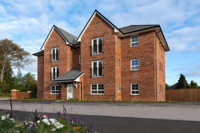 "Thumbnail Flat for sale in ""Falkirk"" at Shackleton Close, Whitby"