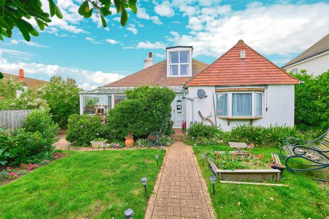 Thumbnail Detached bungalow for sale in Claremont Road, Seaford
