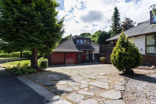 Thumbnail Detached house for sale in 10 Glen Brae, Bridge Of Weir