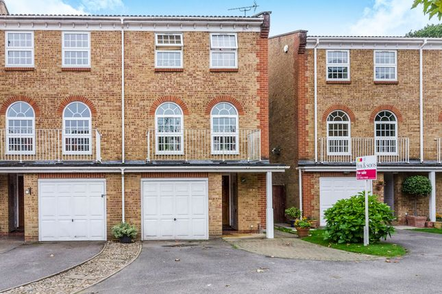 Thumbnail Town house for sale in Court Royal Mews, Banister Park, Southampton