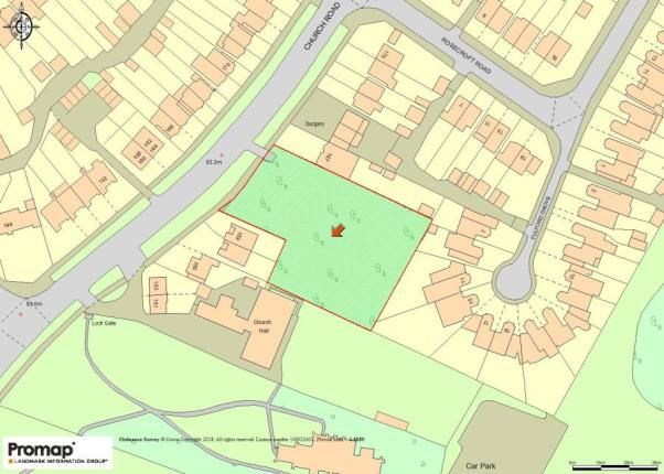 Thumbnail Land for sale in Land At Church Road, Birmingham