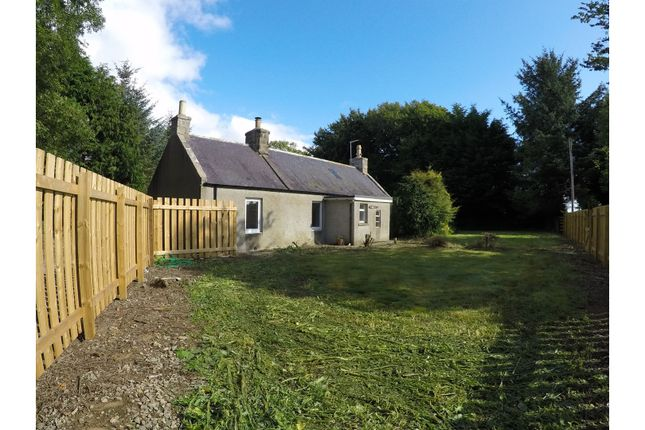 Detached bungalow for sale in Kirkton Of Rayne, Inverurie