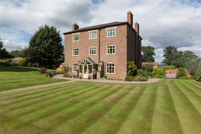 Thumbnail Detached house for sale in Condover, Shrewsbury, Shropshire