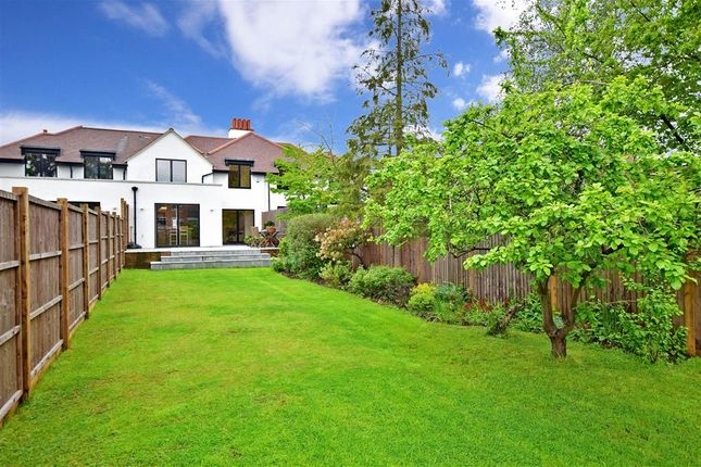 Thumbnail Terraced house for sale in Station Road, Loughton, Essex