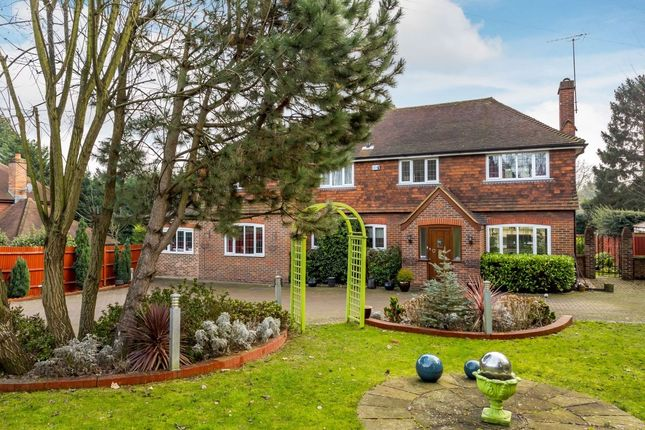 Thumbnail Detached house for sale in Epsom Road, Ewell, Epsom