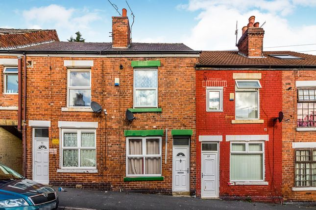 Photography of Wade Street, Sheffield, South Yorkshire S4