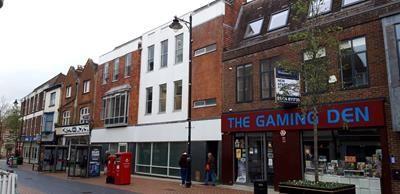 Thumbnail Office for sale in London Street, Basingstoke, Hampshire