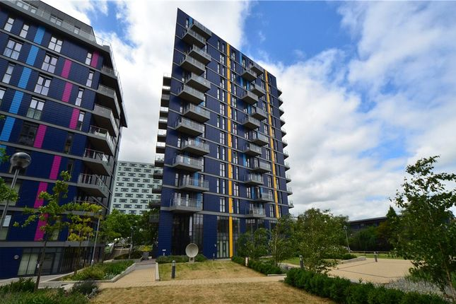Thumbnail Flat for sale in Venice House, Hatton Road, Wembley, Middlesex
