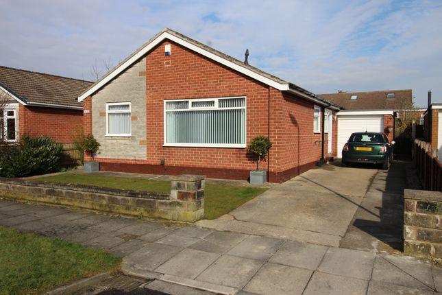 Thumbnail Detached bungalow for sale in Iveston Grove, Wolviston Court, Billingham