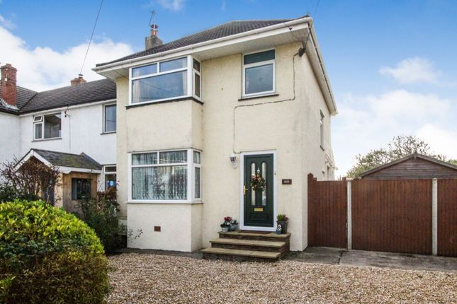 Semi-detached house for sale in St. Michaels Avenue, Clevedon