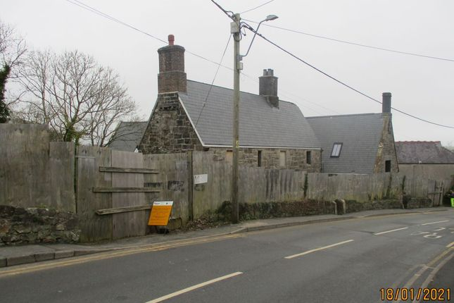 Thumbnail Detached house for sale in Old School House, Penrallt, Penrallt, Llangefni, Llangefni