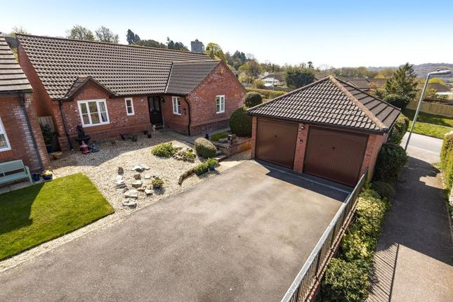 Thumbnail Detached bungalow for sale in Monmouth Way, Honiton, Devon