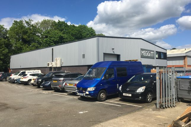 Thumbnail Light industrial for sale in Howarth Road, Stafferton Way, Maidenhead Berkshire