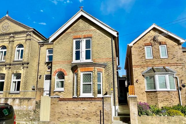3 bed semi-detached house to rent in Osborne Road, East Cowes PO32