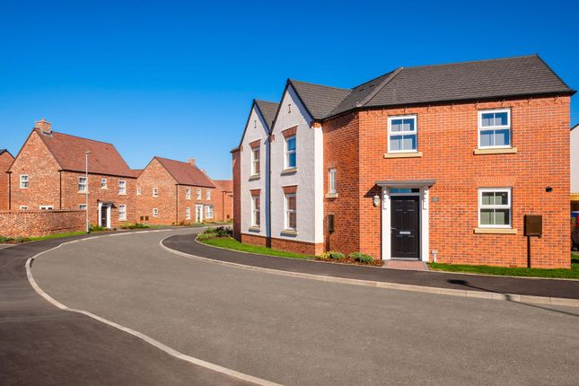 "Thumbnail Detached house for sale in ""Fairway"" at Fox Lane, Green Street, Kempsey, Worcester"