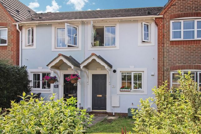 2 bed terraced house for sale in Lubeck Drive, Andover SP10