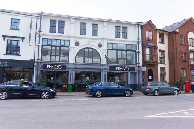 Restaurant/cafe to let in Frogmore Street, Abergavenny