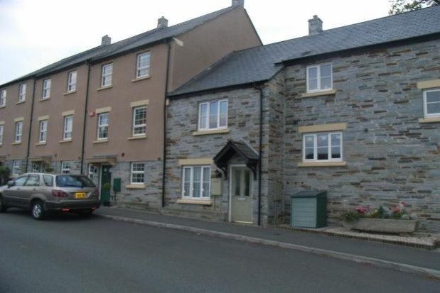 Thumbnail Terraced house to rent in Pillmere, Saltash