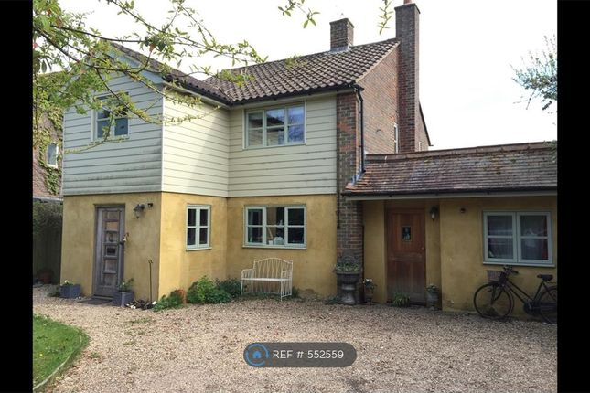 Thumbnail Detached house to rent in Arun Close, Amberley, Arundel