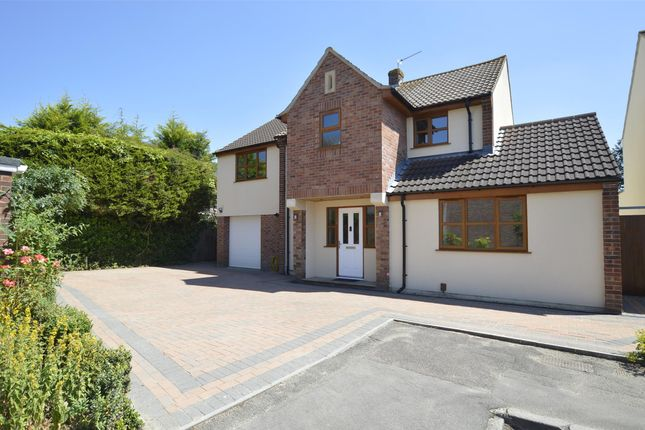 Thumbnail Detached house for sale in 3 Heath Close, Winterbourne, Bristol