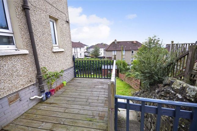 Private Decking of Barlandfauld Street, Kilsyth, Glasgow G65
