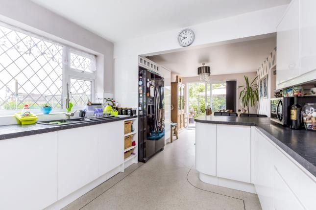Kitchen/Diner of Sheringham Place, Newcastle, Staffordshire ST5
