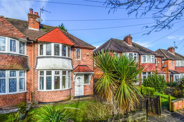 Thumbnail Semi-detached house to rent in Lickey Road, Rednal, Birmingham, West Midlands
