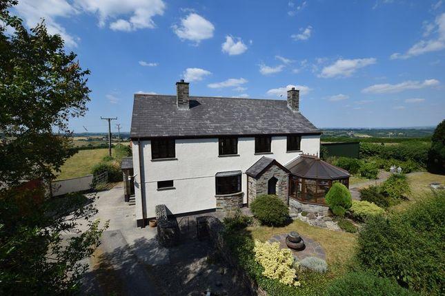 Thumbnail Detached house for sale in Stourscombe, Launceston