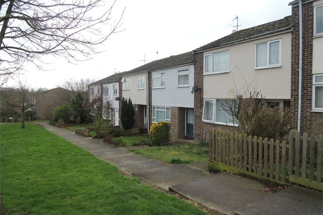 Thumbnail Terraced house to rent in Rosalind Close, Colchester, Essex