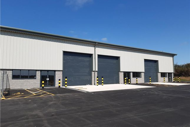 Thumbnail Industrial to let in Phase 2, Helston Business Park, Clodgey Lane, Helston, Cornwall