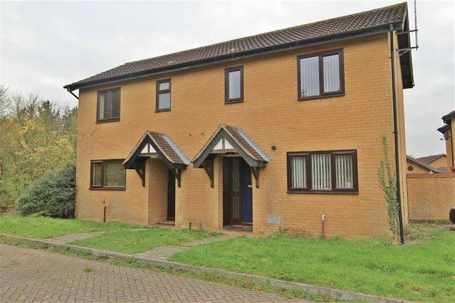 Thumbnail Semi-detached house to rent in Rubbra Close, Browns Wood, Milton Keynes