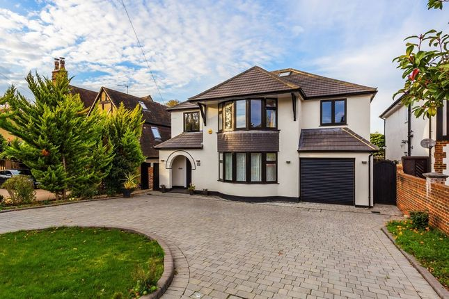 Thumbnail Detached house for sale in West Drive, South Cheam, Sutton