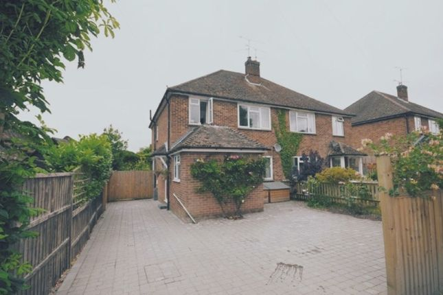3 bed semi-detached house to rent in Church Lane, Wrecclesham, Farnham