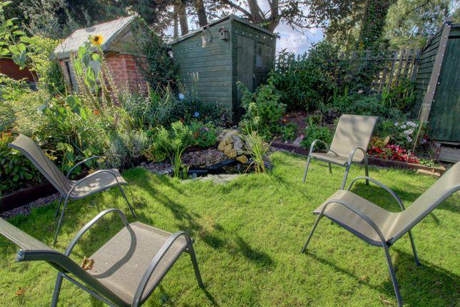 Rear Garden of Glenborne Road, Leicester LE2