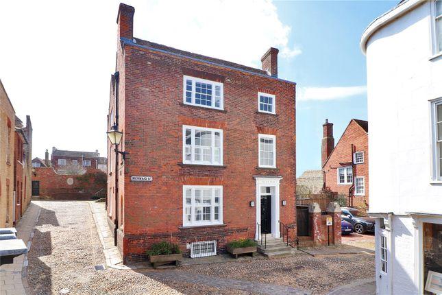 4 bed semi-detached house for sale in Mermaid Street, Rye, East Sussex TN31