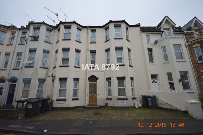 Thumbnail Terraced house for sale in Purbeck Road, Bournemouth