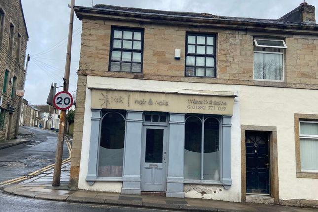 Thumbnail Retail premises for sale in Church Street, Padiham, Burnley