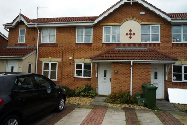 Thumbnail Terraced house to rent in Darien Way, Leicester