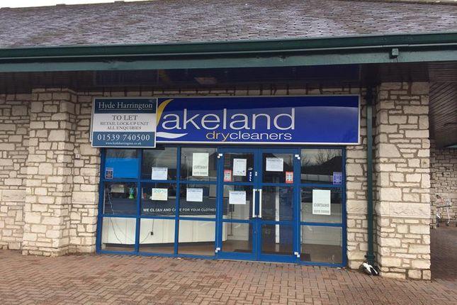 Thumbnail Retail premises to let in Unit 6, South Lakeland Retail Park, Queen Katherines Avenue, Kendal, Cumbria