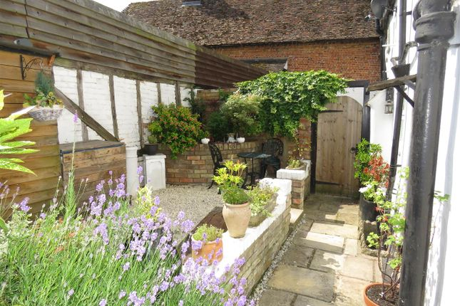 Thumbnail End terrace house for sale in The Town, Great Staughton, St. Neots